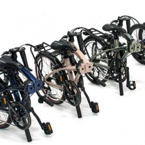 bicicletas plegables monty