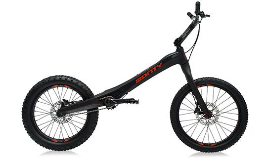 Bicicleta de Trial M5