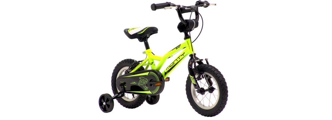 A partir de 2 años. Disponible en amarilla, rosa y roja. Cómoda de usar y fácil de transportar.  Destaca por su notable robustez y facilidad de pedaleo.  Para esos pequeños 'riders' que no buscan un juguete, buscan una bicicleta.