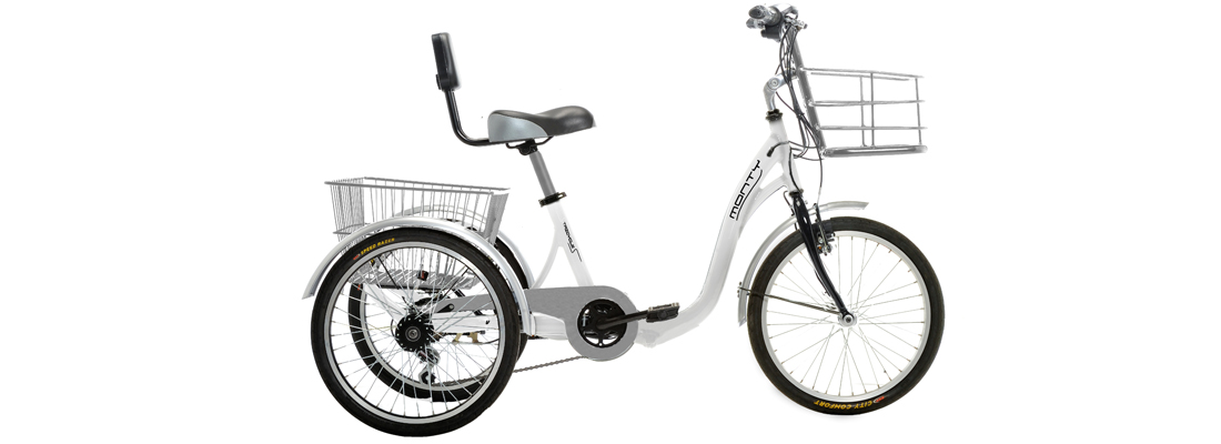 Triciclo Monty 608