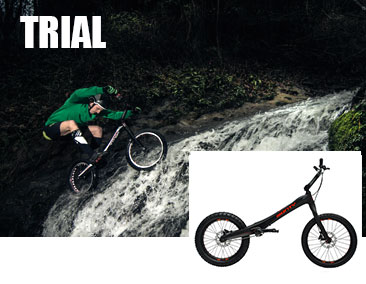 Bicicletas Trial Monty