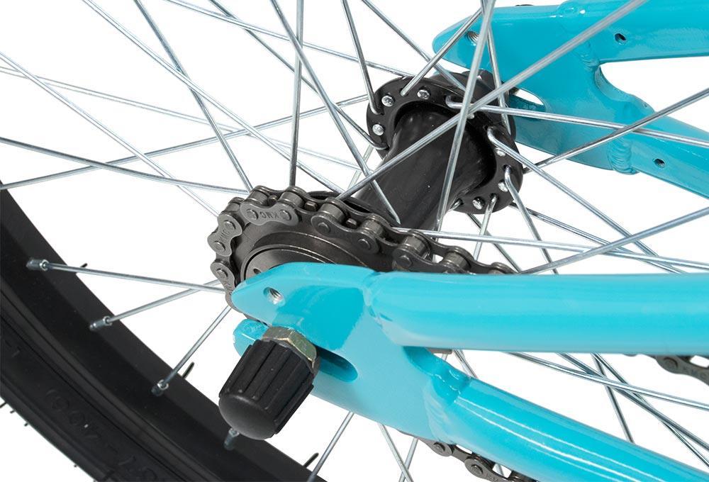 Bicicleta para niños 105 | Buje trasero