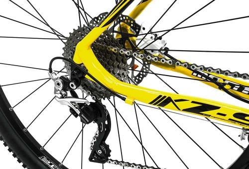 bicicleta-montana-KZ9-cambio