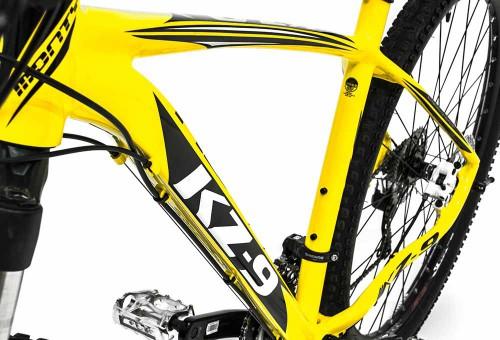 bicicleta-montana-KZ9-cuadro