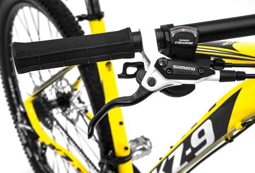 bicicleta-montana-KZ9-frenos