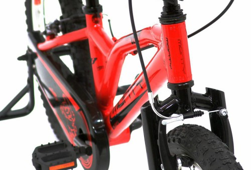 bicicleta-ninos-104-roja-cuadro-monty