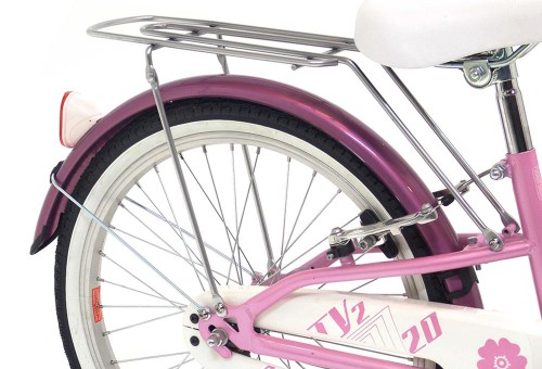 bicicleta-ninos-city2-portabultos-monty