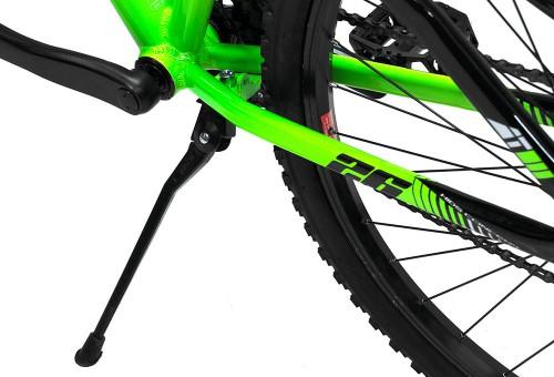 bicicleta-ninos-ky8-verde-caballete-monty