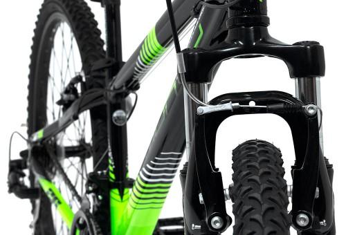 bicicleta-ninos-ky8-verde-horquilla-monty