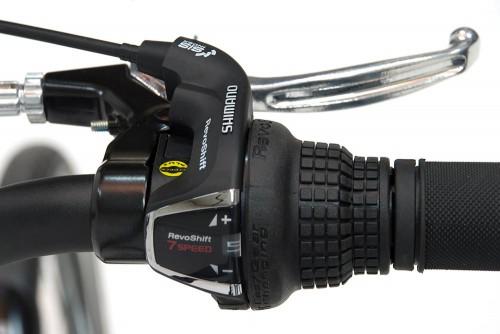 bicicleta plegable fusion monty mando