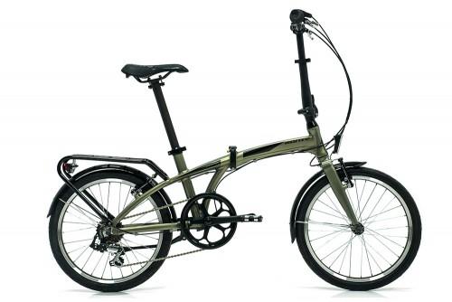 bicicleta plegable fusion monty