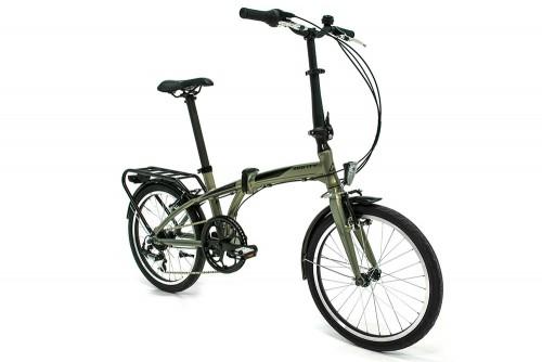 bicicleta plegable fusion monty vista del