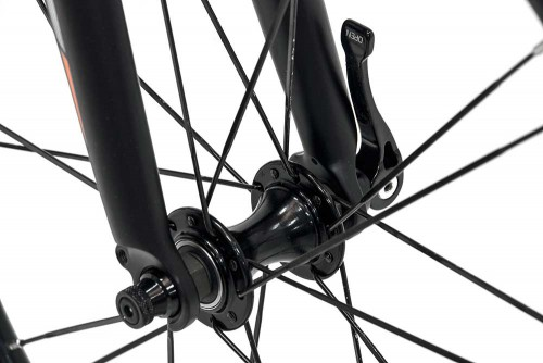 bicicleta plegable pulse carrete monty