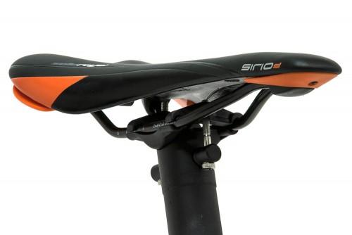 bicicleta plegable pulse sillin monty