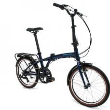 bicicleta plegable source vista del blue monty