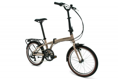 bicicleta plegable source vista del monty