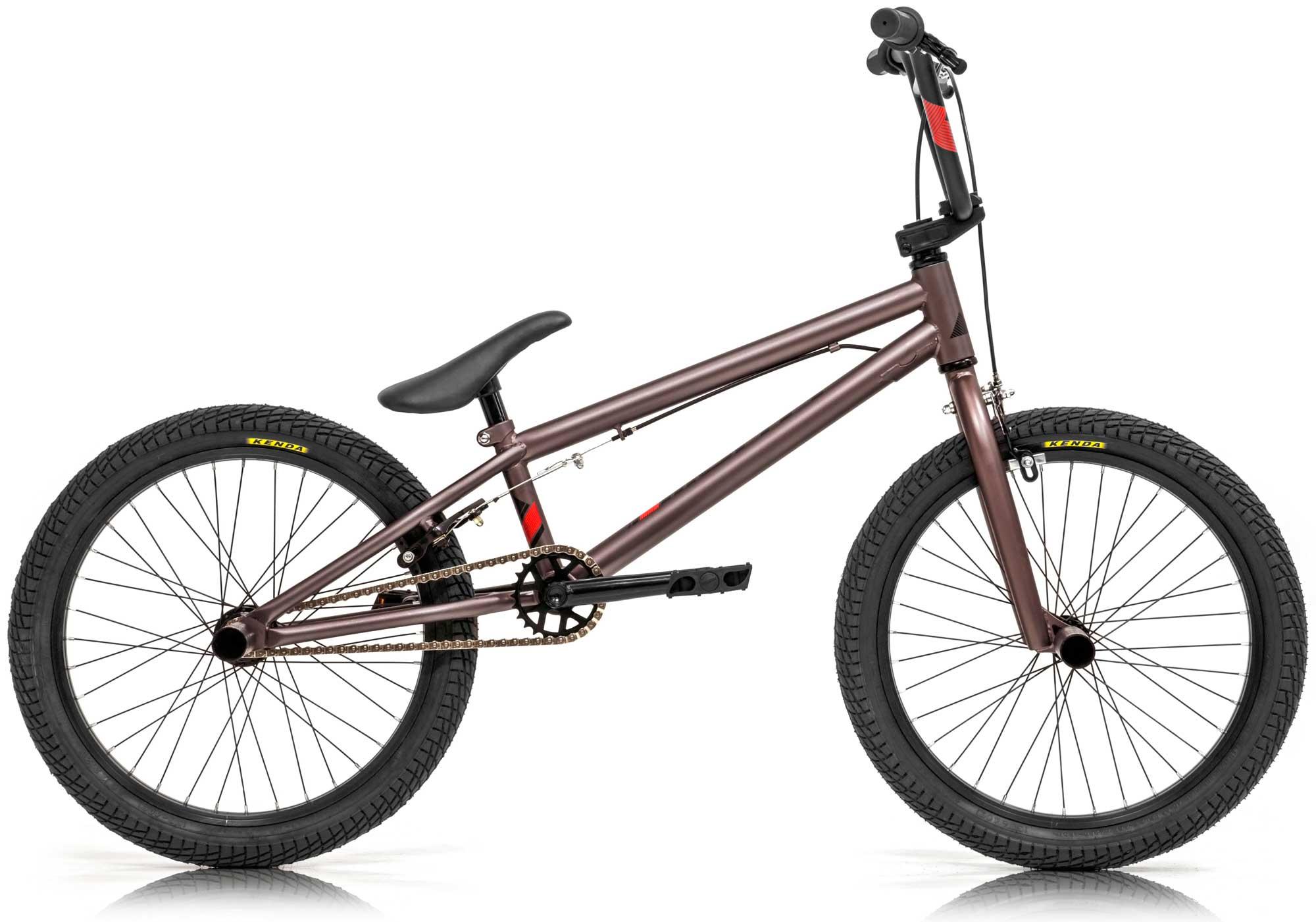 Bicicleta FREE 301 freestyle, color cobre