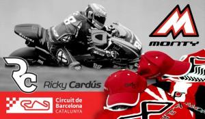 Sorteo Monty-Ricky Cardús, 2 entradas GP de Catalunya