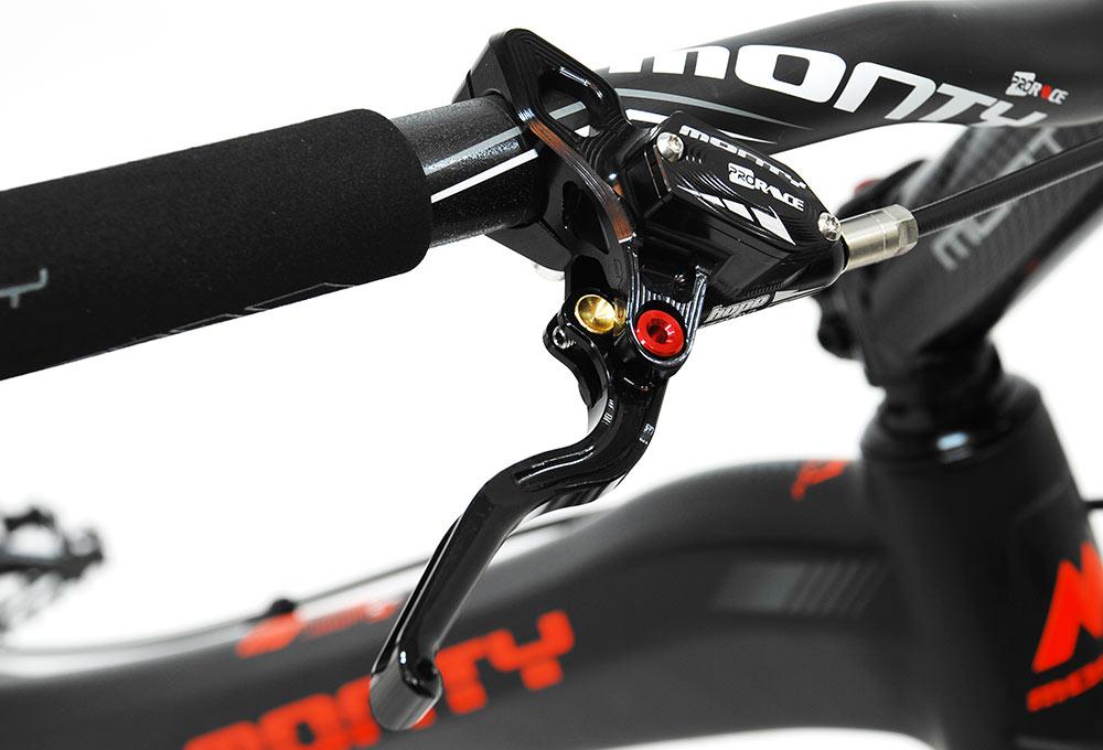 bicicleta bicicileta Trial carbono m5