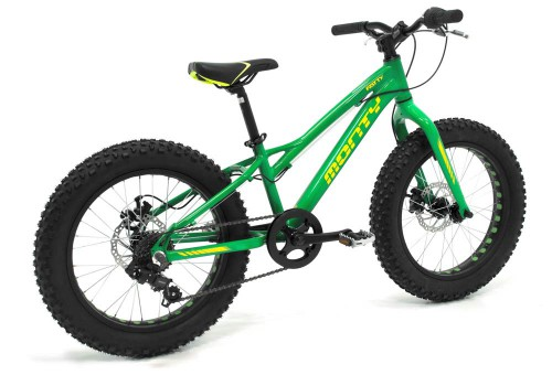 Bicicleta Monty Fatty para niños