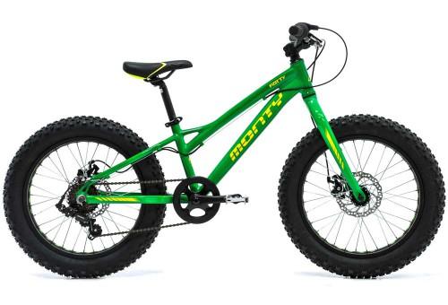 Bicicleta Monty Fatty Niños