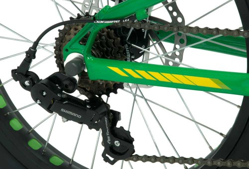 bicicleta-fatty-ninos-cambio
