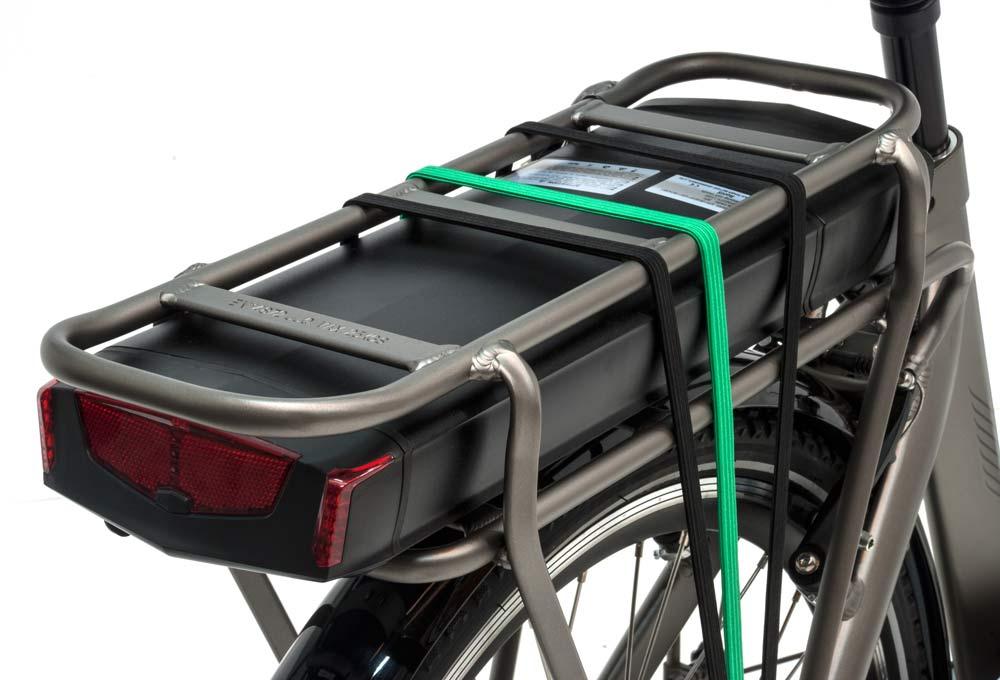 Bicicleta eléctrica Elegance Monty batería