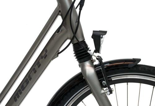 Bicicleta Eléctrica Elegance Monty horquilla pivotante