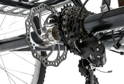Triciclo 609 | Disco de freno mecánico
