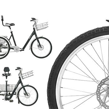 Triciclo 609
