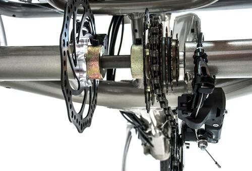 Restyling e132 - Disco trasero