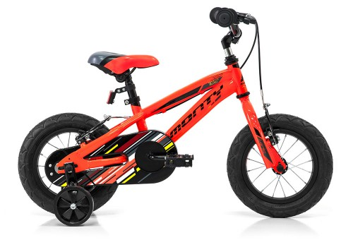 Bicicleta para niños | 102 Naranja