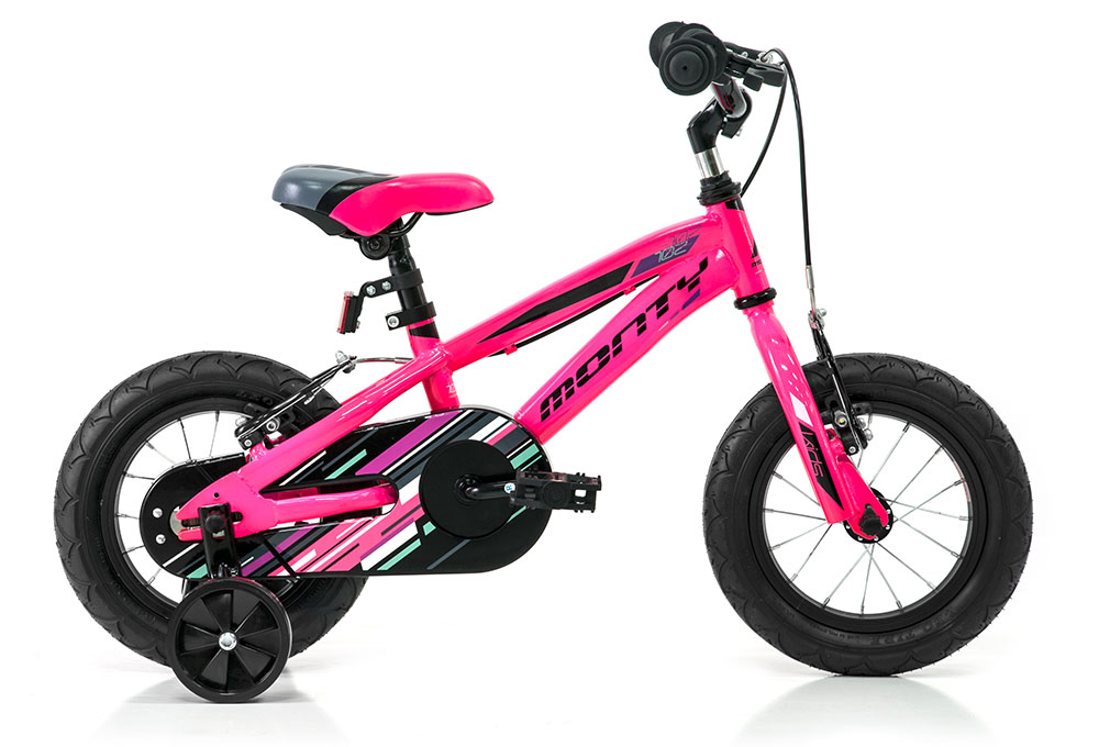 Bicicleta para niños | 102 Rosa
