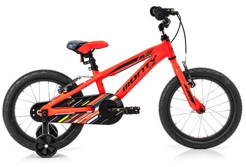 Bicicleta para niños | 103 Naranja