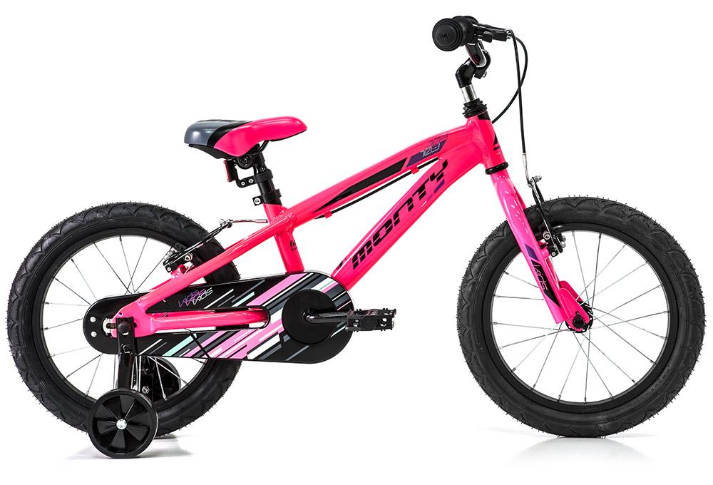 Bicicleta para niños | 103 Rosa
