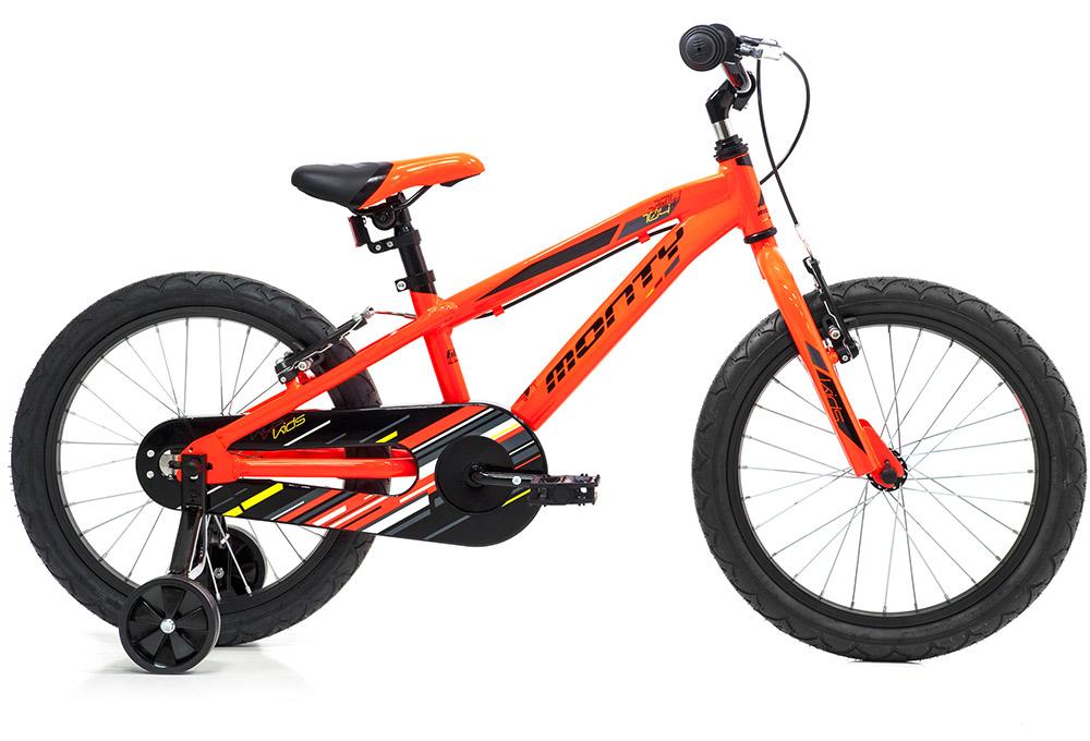 Bicicleta para niños | 104 Naranja