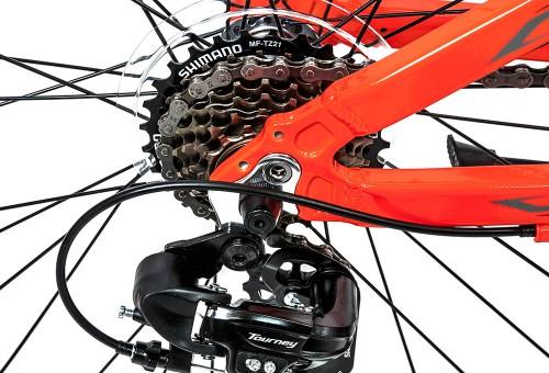 Bicicleta de montaña para niños KY7 | Cambio