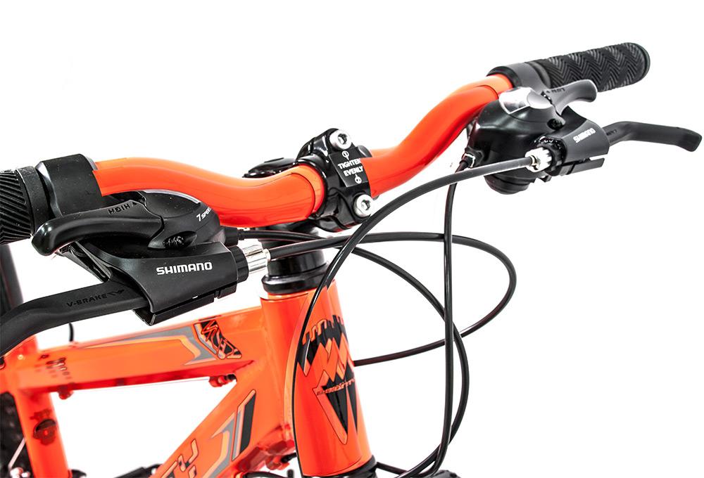Bicicleta de montaña para niños KY7 | Freno