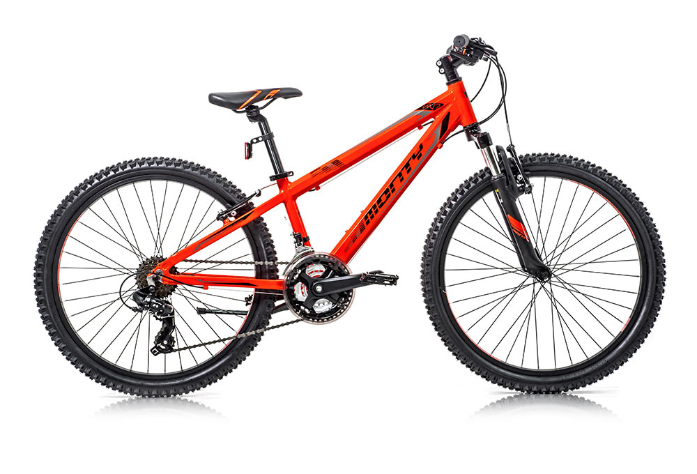 Bicicleta de montaña para niños KY7 Naranja