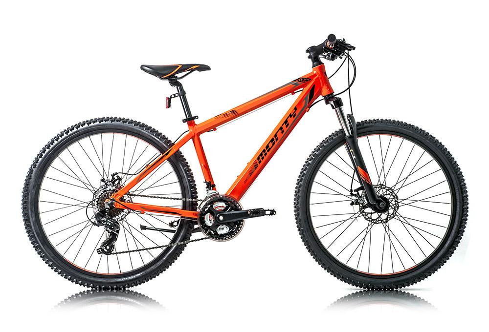 Bicicleta de montaña para niños KY9 Naranja