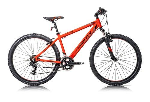 """Bicicleta de montaña para niños KY8 color naranja, talla 16"""""""