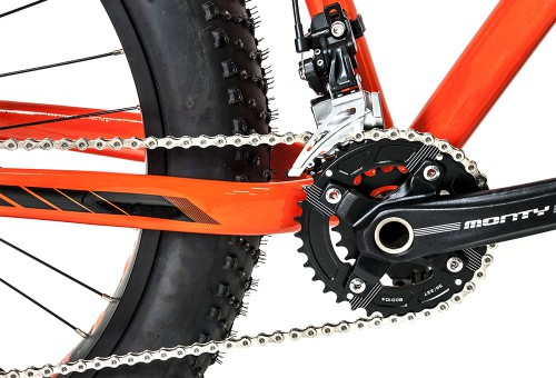 Bicicleta de montaña Fattrack | Cadena