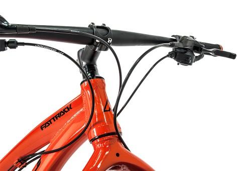 Bicicleta de montaña Fattrack | Manillar