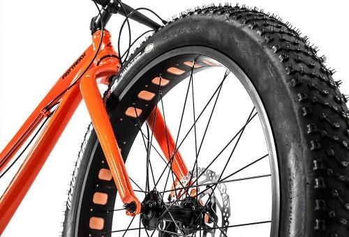 "Bicicleta de montaña Fattrack | Neumático 4"""