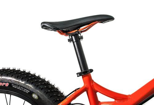 Bicicleta de montaña Fattrack | Sillín