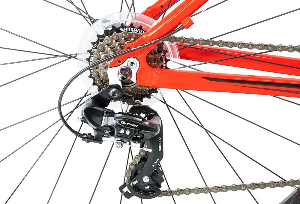 Bicicleta de montaña KY19 | Cambio de marchas