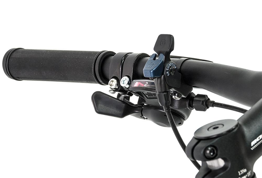 Bicicleta de montaña KY29 | Bloqueo de horquilla