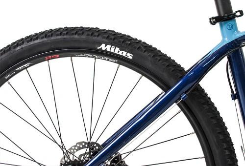 Bicicleta de montaña KY29   Rueda trasera