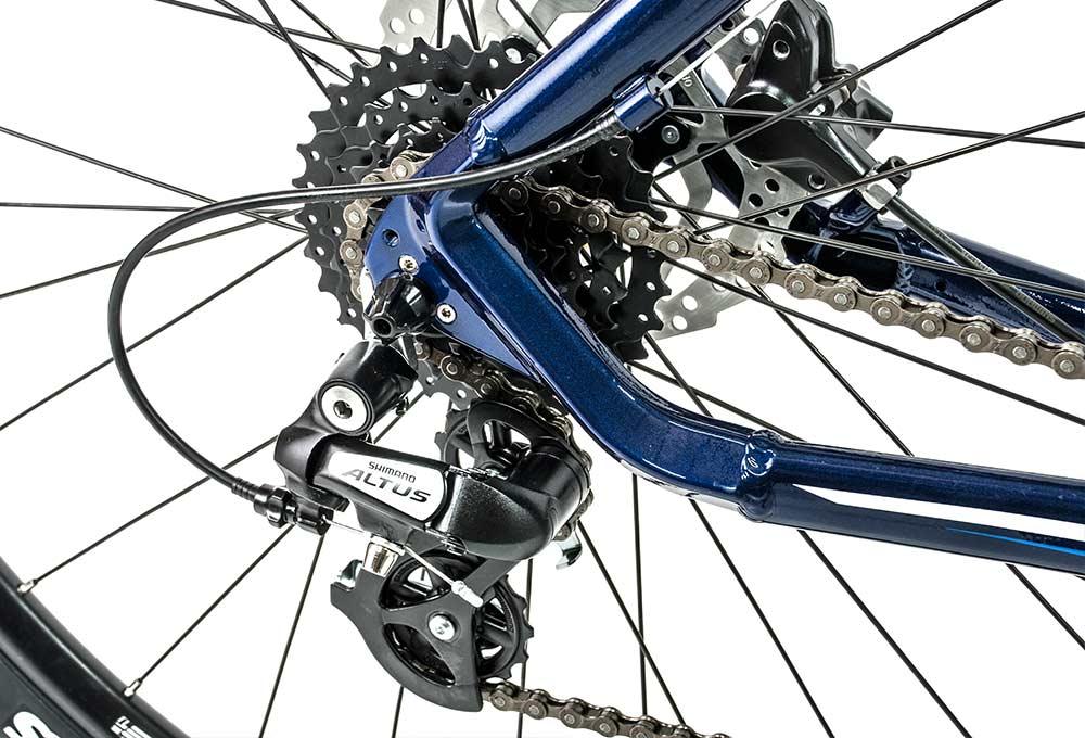 Bicicleta de montaña KY29 | Cambio de marchas