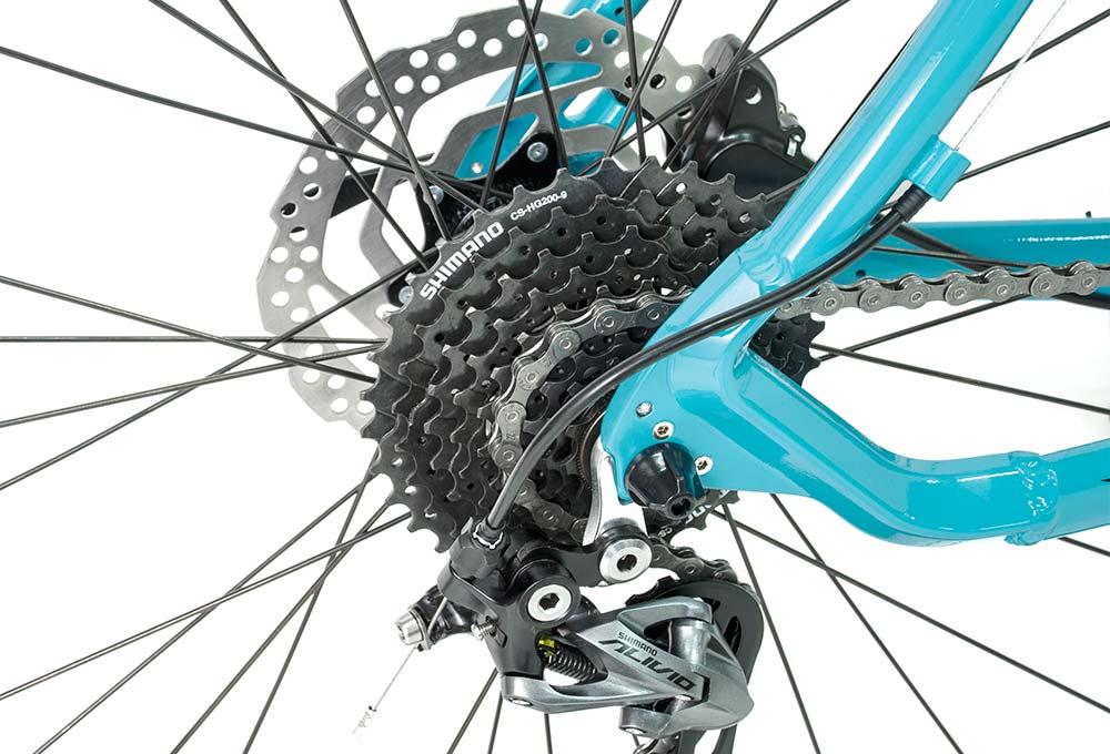 Bicicleta de montaña KY39 | Transmisión